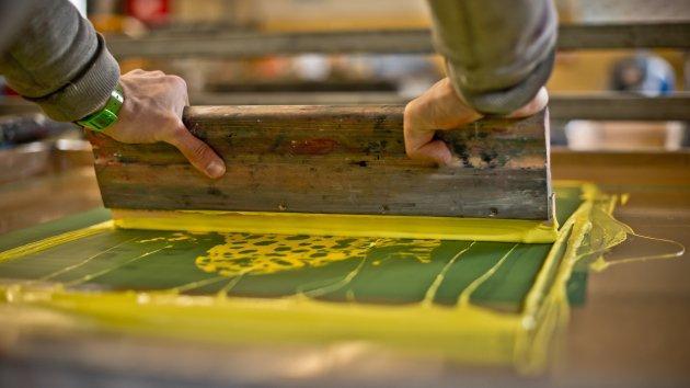 JOB – Imprimator serigraf