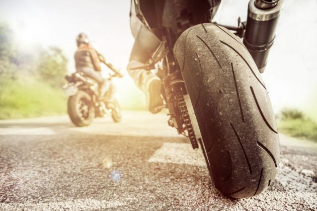 Bosch is leading motorcycle safety technology