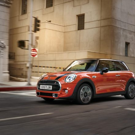 2019 Mini Hardtop coupe earns IIHS Top Safety Pick