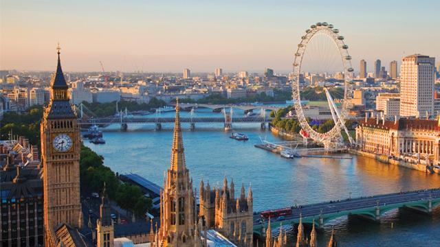 Londra – mix & match