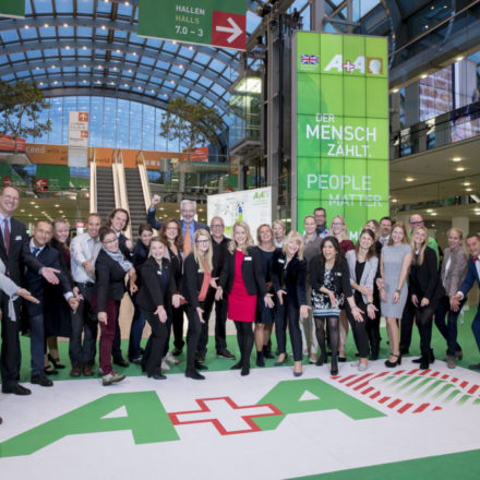 Relevanta A+A – Dusseldorf 2017