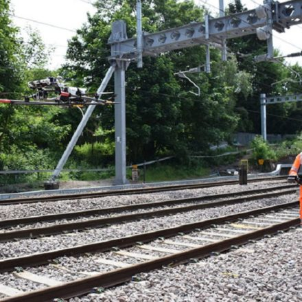Network Rail to use drones for safety purposes