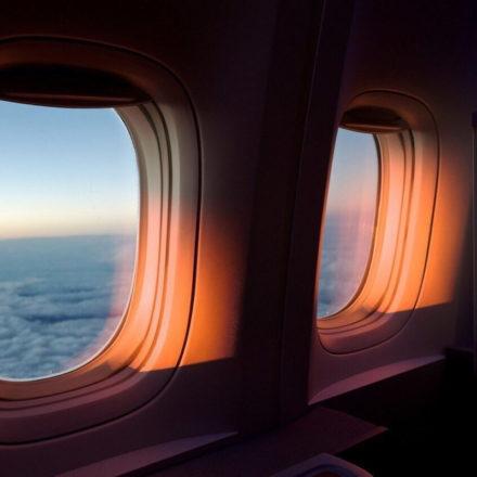 The Strange Reason Why Aeroplane Windows Are Always Rounded