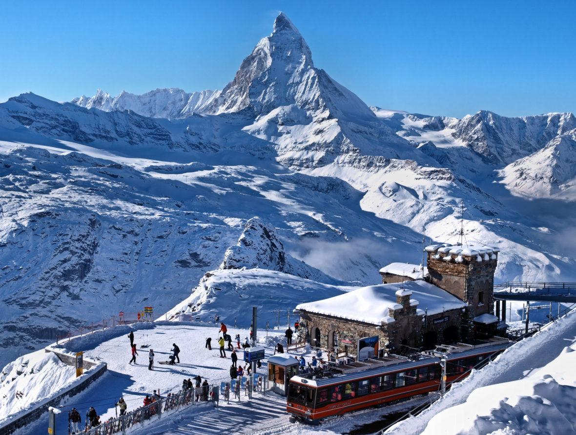 Matterhorn – muntele simbol