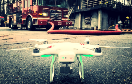 SkyFire Consulting is helping firefighters use drones to save lives