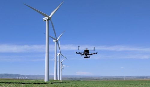 Wind Industry Embraces Robots to Boost Safety, Cut Costs