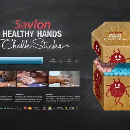 Salvon Healthy Hands Chalk Sticks