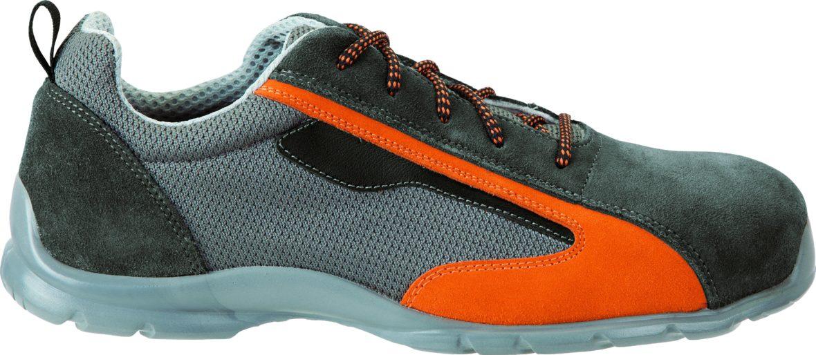 Eagle — Pantof de protectie cu bombeu de compozit si lamela