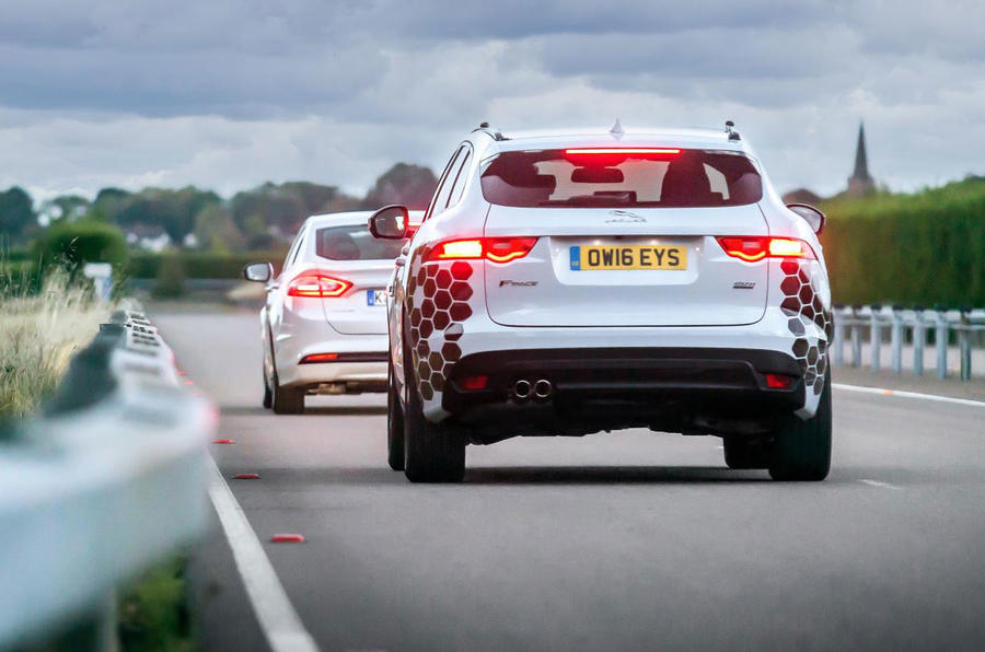 UK road accidents down 10% in past five years thanks to new safety tech