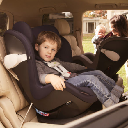 Cybex starts selling its $330, app-enabled car seat made for safety geeks